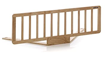 Jane Natural Wooden Bed Rail