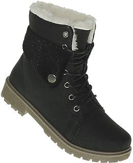 Art 538 Winterstiefel Damenstiefel Boots Stiefel Winterschuhe Schuhe Neu Damen
