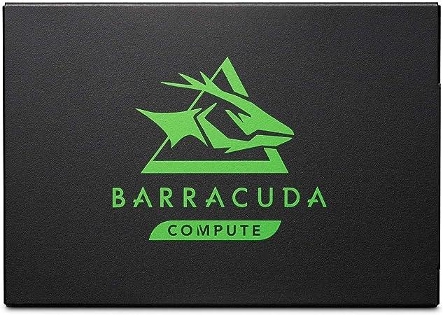 Seagate Barracuda 120 Ssd Interne Sata 1 Tb 2 5 Zoll Computers Accessories