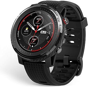 Amazfit Stratos 3 Smartwatch, 19 Modos Deportivos Actividad ...