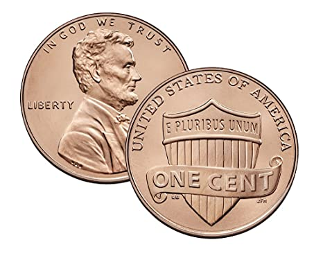 Penny Set **FREE SHIPPING** 2 Coins 2016  P /& D Lincoln Shield Cent