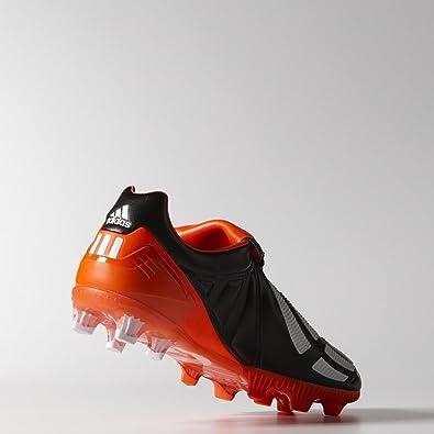 super popular 2195a 051d0 adidas Predator Mania FG, Bota de fútbol, Negra-Blanca-Solar red, Talla 8,5  UK (42 2 3 EUR)  Amazon.es  Zapatos y complementos