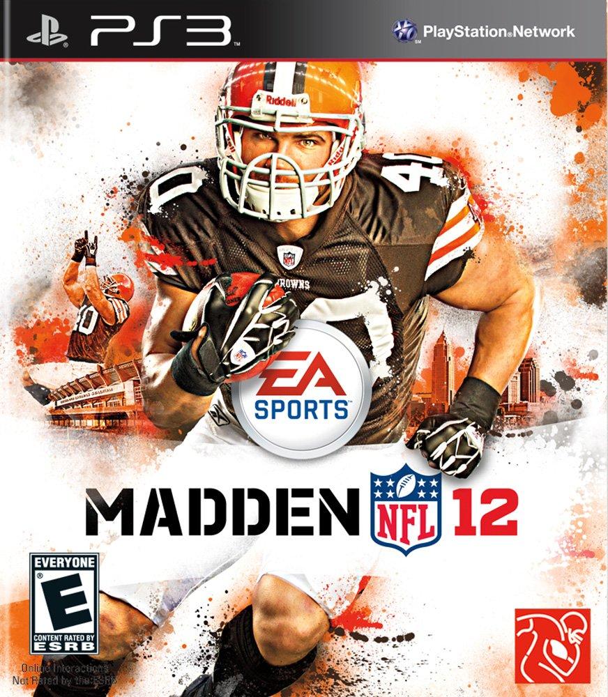 Amazon.com: Madden NFL 12 - Playstation 3: Video Games