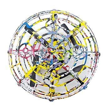 WANGKM Flying Ball Mini dron RC Juguetes para niños ...