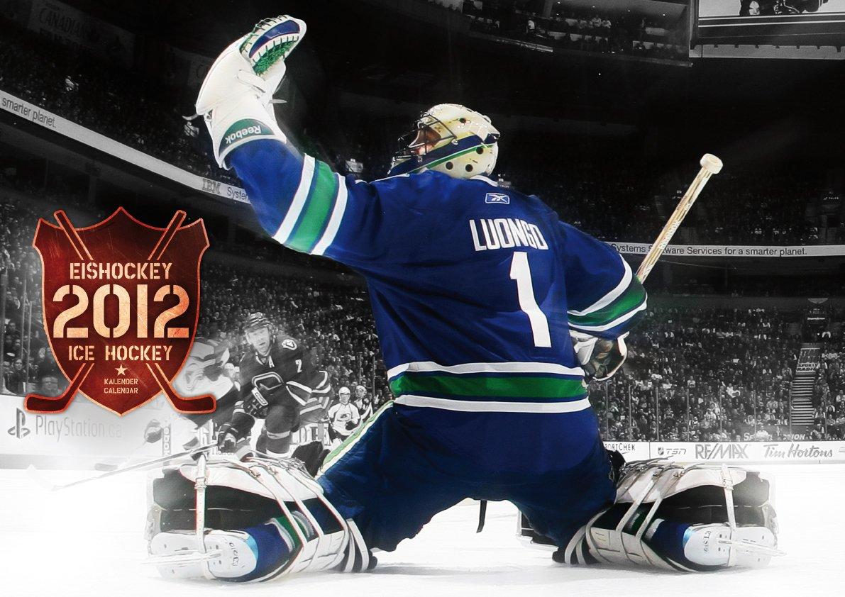 Ice Hockey 2012 Calendar