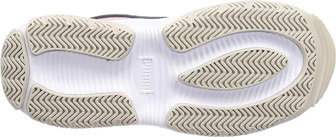 PUMA Stormy Metallic Baskets pour Femme, 371412, Hellgrau