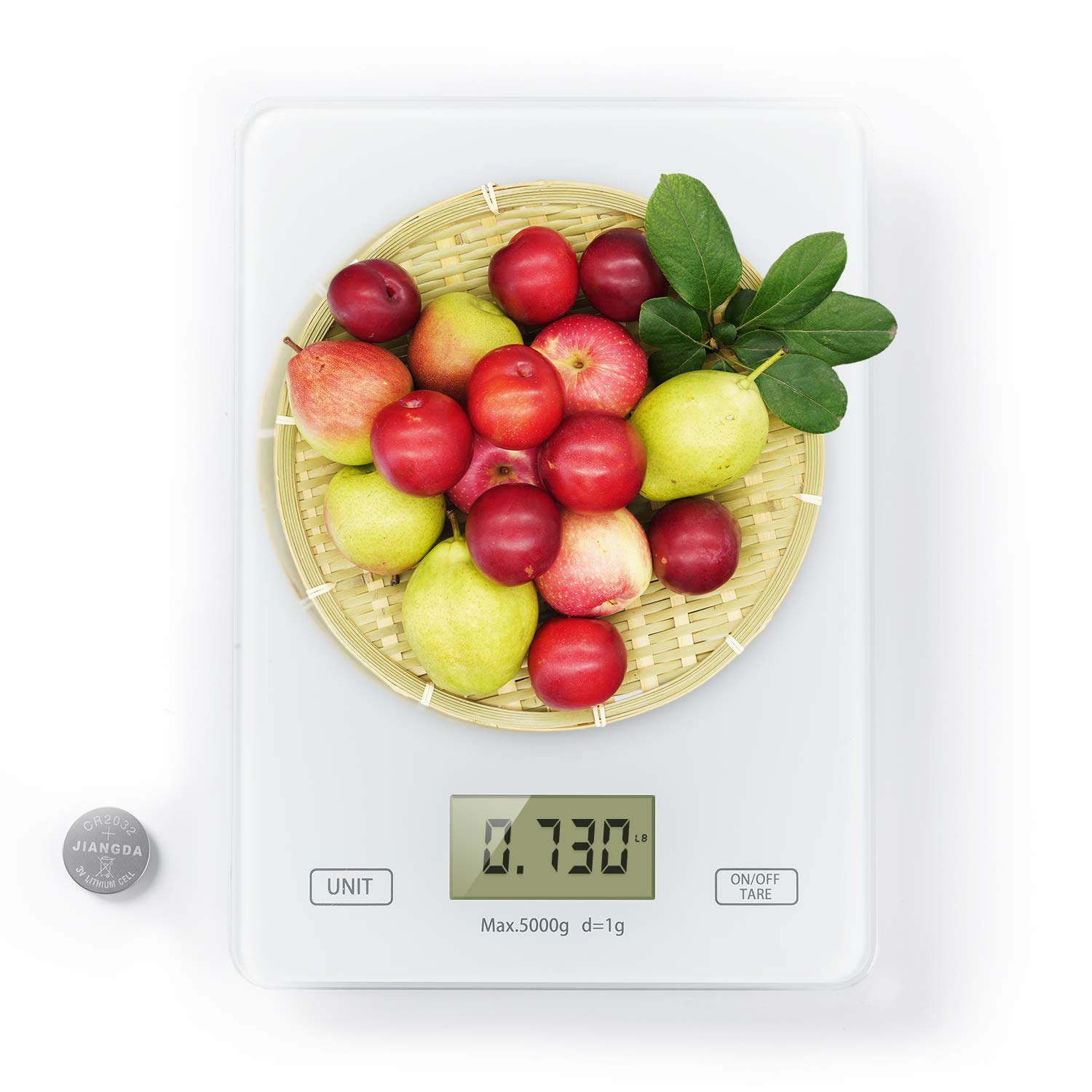 GotoMoto Multifunction Digital Food Kitchen Scale - grams and ounce