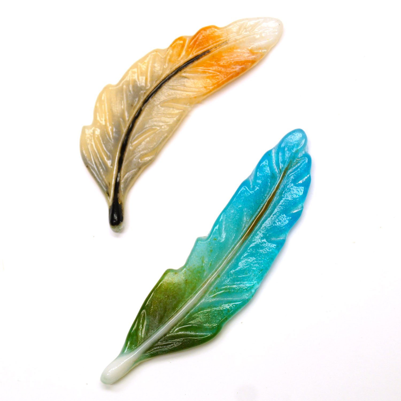 Delphi Studio Feathers Casting Mold
