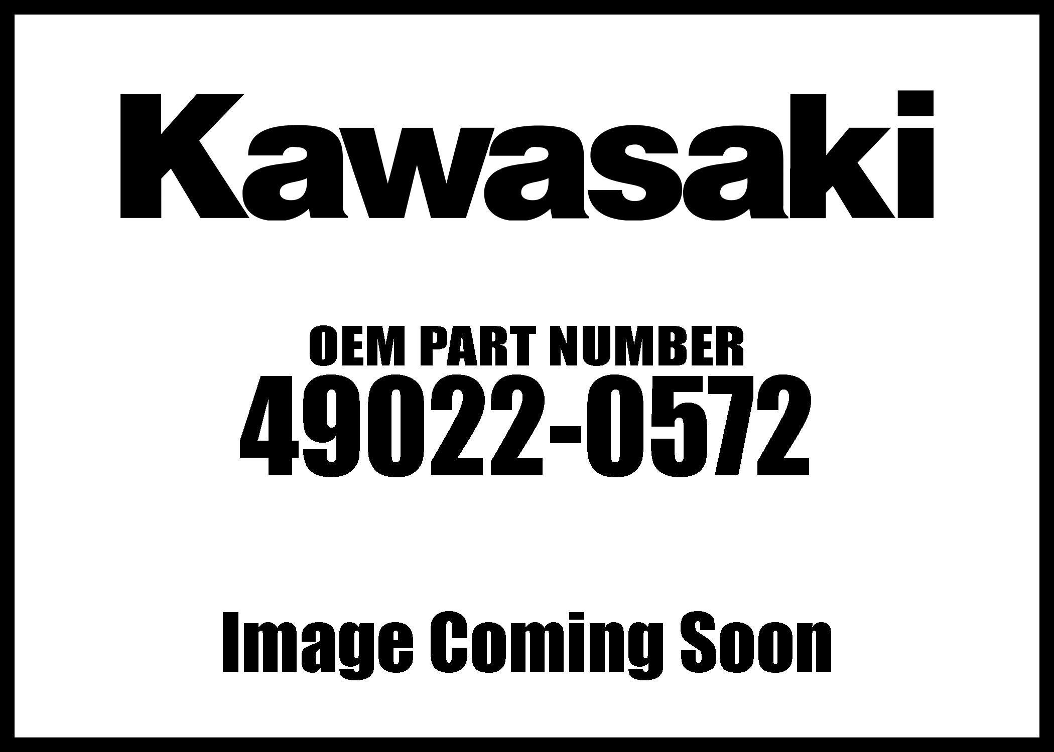 Kawasaki 2005-2018 Mule 600 Teryx 750 Fi 4X4 Sport Bevel 10T Gear 49022-0572 New Oem by Kawasaki