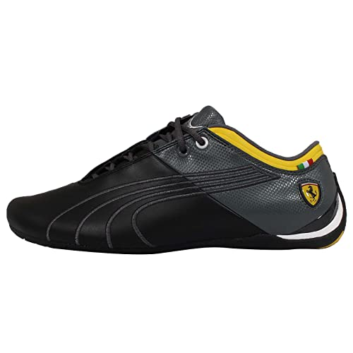 Puma Future Cat M1 SF Catch Schuhe black-dark shadow - 40,5