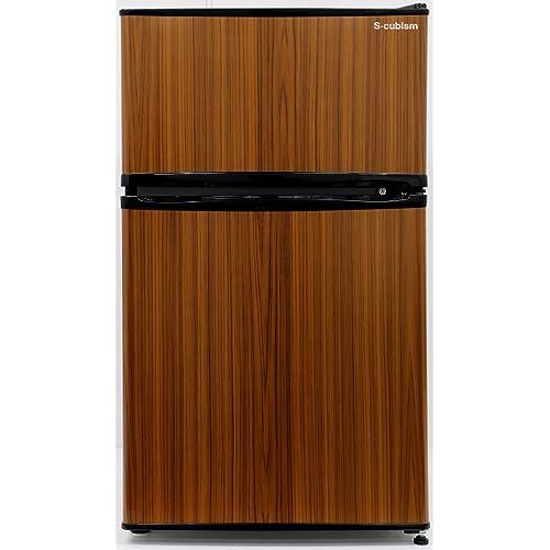 エスキュービズム 2ドア冷蔵庫 WR-2090WD