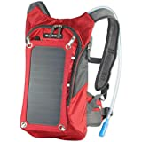 Hiking Backpack, 7 Walls Solar Panel Charge for Smart Cell Phones and Tablets, GPS, eReaders, Bluetooth Speakers, Gopro Cameras
