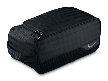 Image Unavailable. Image not available for. Color  Nike Departure Shoe Tote  ... 8d06903d5