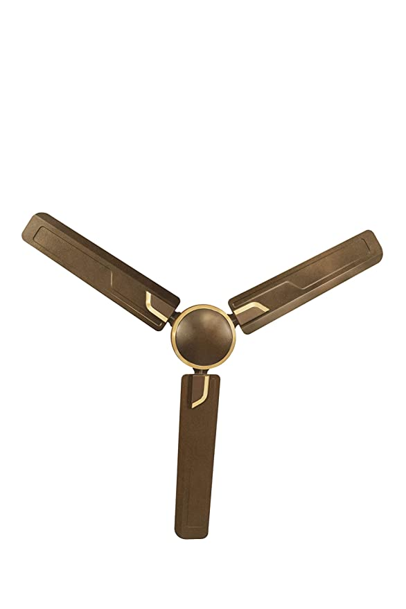 Buy USHA Airostrong Angle 1200mm Ceiling Fan (Metallic Luxon Gold) Online at Low Prices in India - Amazon.in