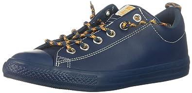 364bcc3e7a62 Converse Chuck Taylor All Star Street, Baskets Enfiler Mixte Enfant, Bleu  Blue Fir/