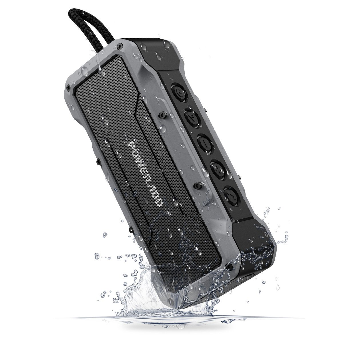 POWERADD Cassa Bluetooth Wireless Waterproof
