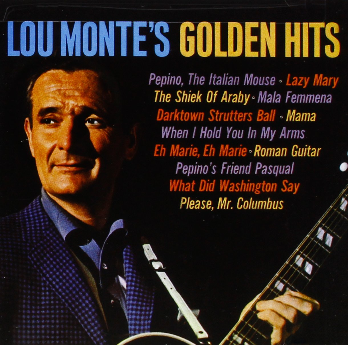 Golden Hits by Monte, Lou