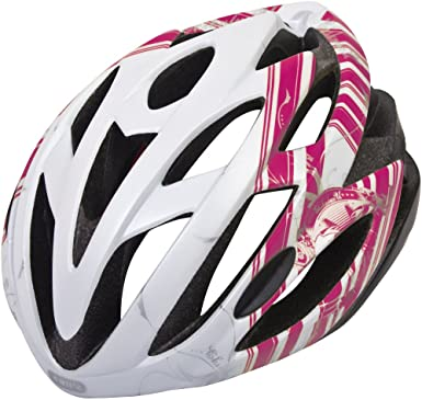 Abus S-Force Road - Casco de ciclista blanco White blackberry Talla:58-