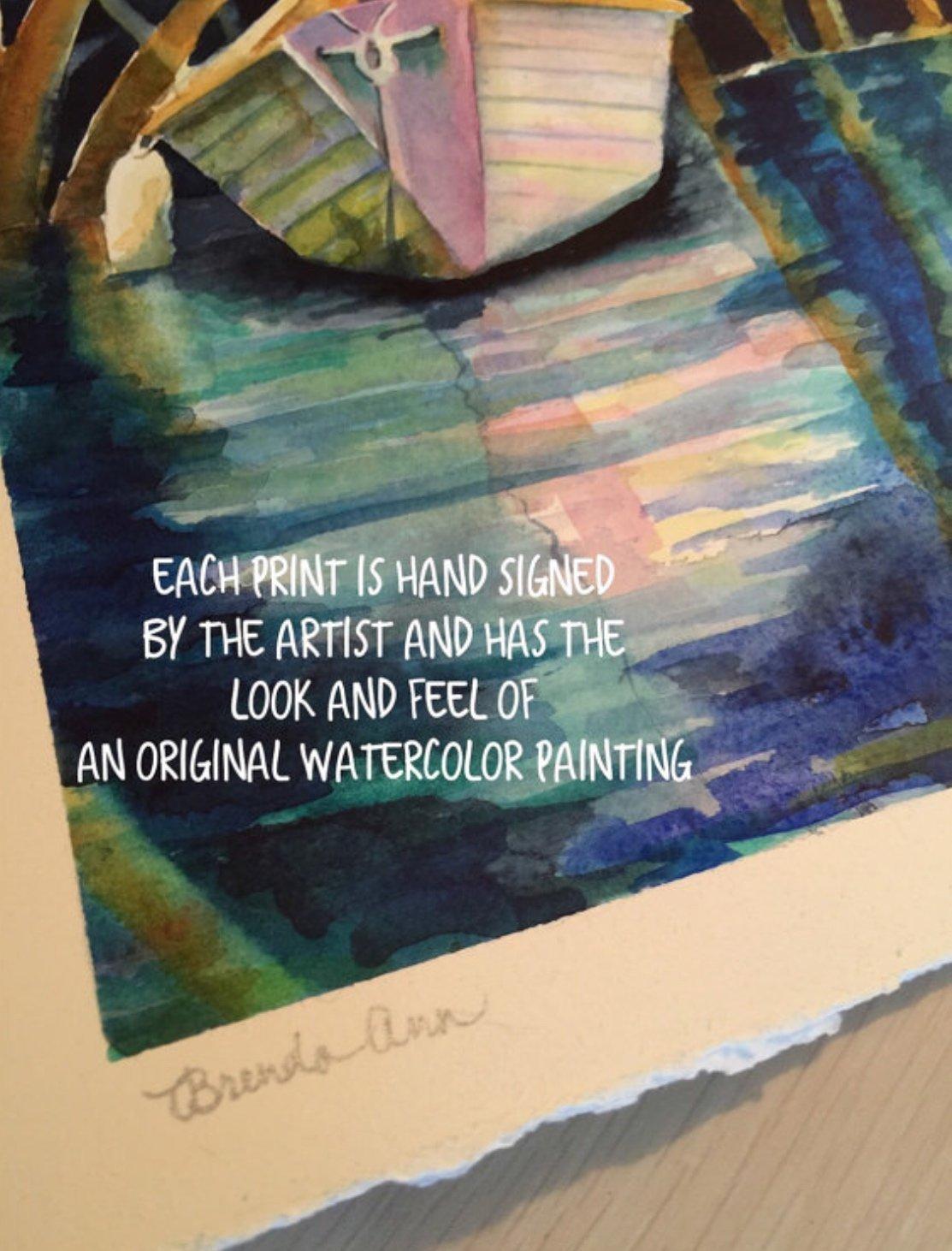 Watercolor artist magazine customer service - Amazon Com Hemingway House Key West Fine Art Wall Art Artwork Watercolor Art Print Handmade