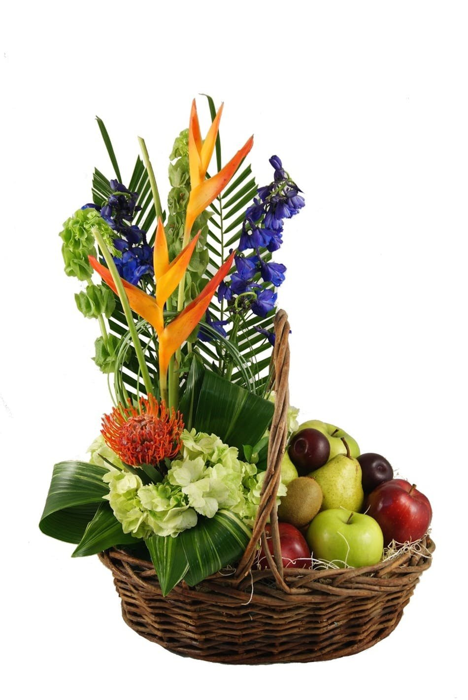 Fruit & Tropical Flowers by Trias Flowers - Fresh and Hand Delivered - Miami Area