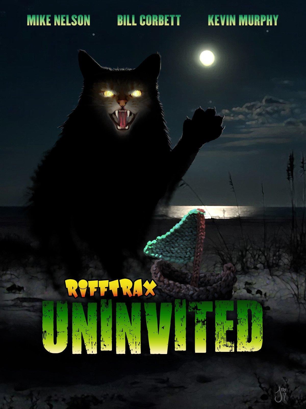 RiffTrax: Uninvited on Amazon Prime Video UK