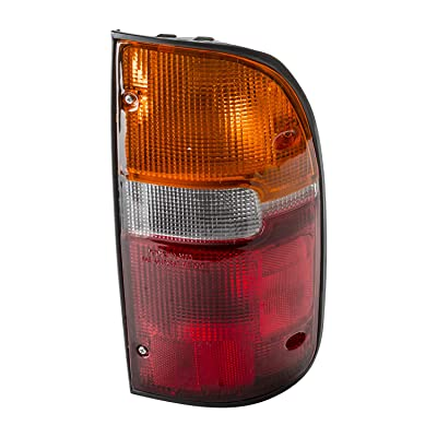 TYC 11-3069-00-1 Compatible with TOYOTA Tacoma Right Replacement Tail Lamp: Automotive