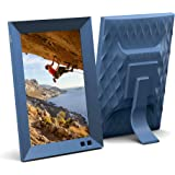 LOLA Smart Digital Picture Frame 8 Inch, Share Moments Instantly via E-Mail or App