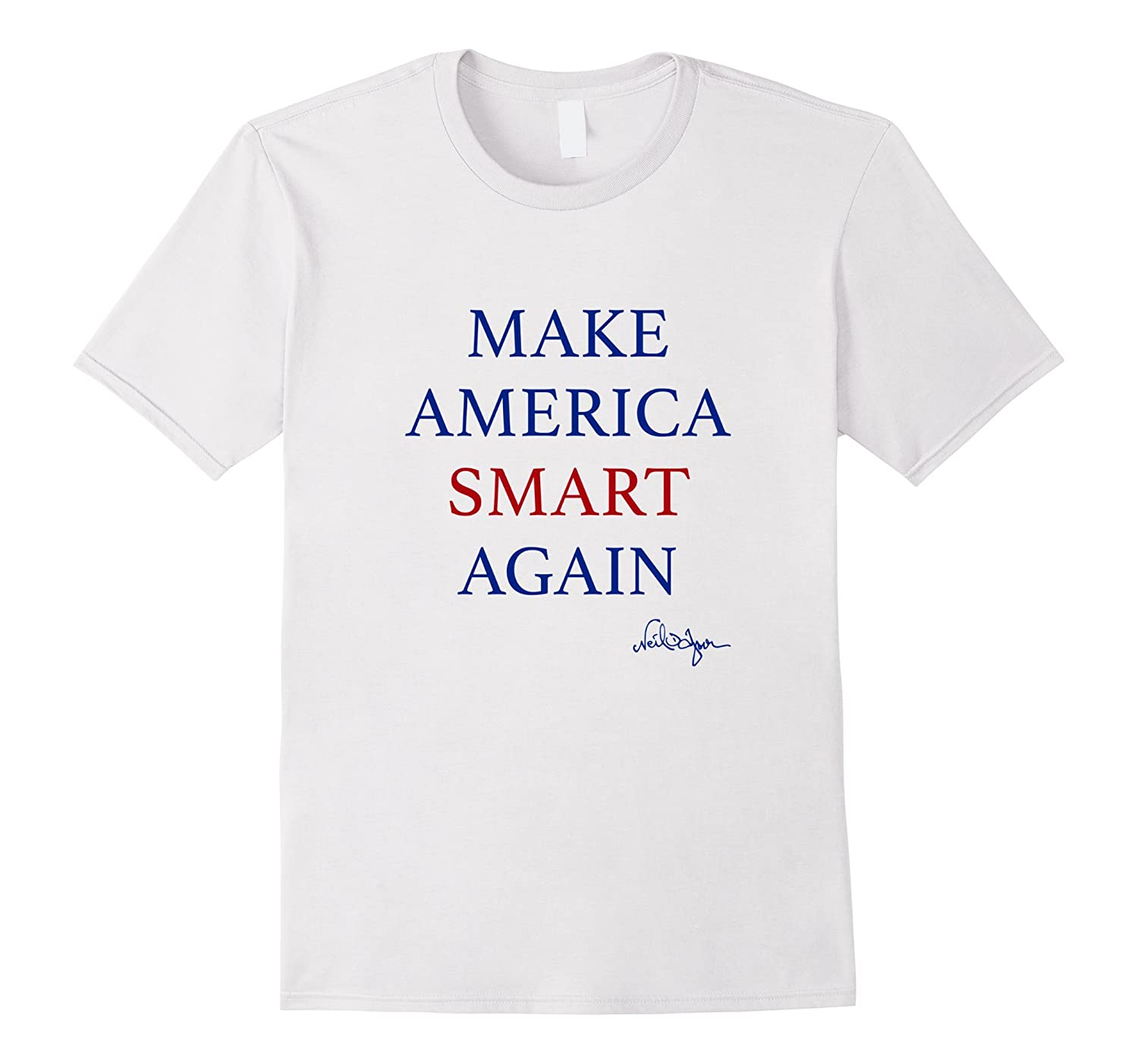 Make America Smart Again (blue/red) - Neil deGrasse Tyson-BN