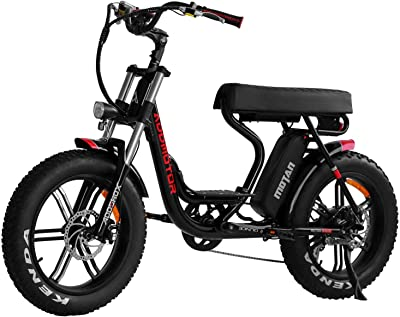 Addmotor Motan M-66 R7 Step-Through Electric Bike