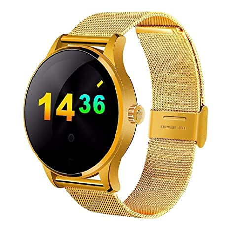 Amazon.com: New K88H Smart Bluetooth Watch Heart Rate ...