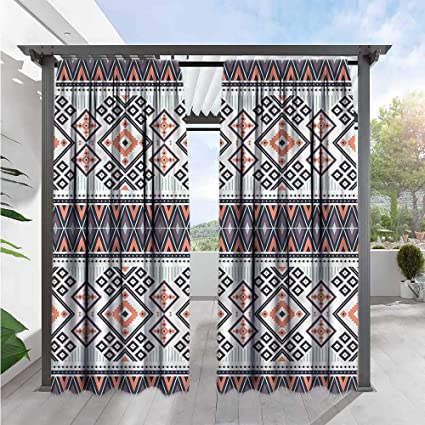 Amazon.com: Aztec Cortina superior para interiores ...