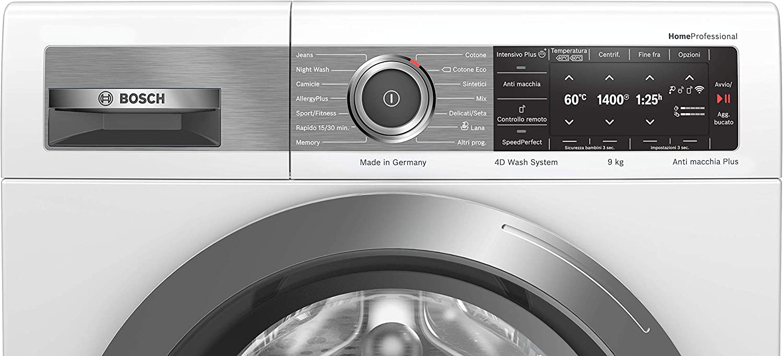 Bosch – WAV28GH9IT – Lavadora 9 kg Home Profesional: Amazon.es ...
