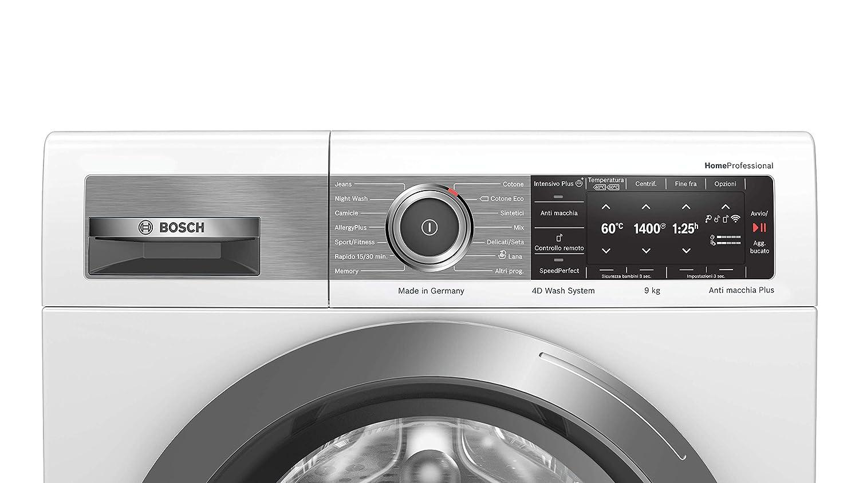 Bosch - WAV28GH9IT - Lavadora 9 kg Home Profesional: Amazon.es ...