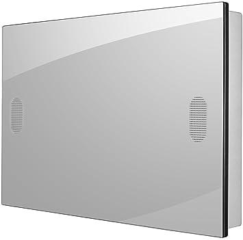 SplashVision ABI22M 55 Cm (22 Zoll) Einbau Badezimmer Fernseher Spiegel