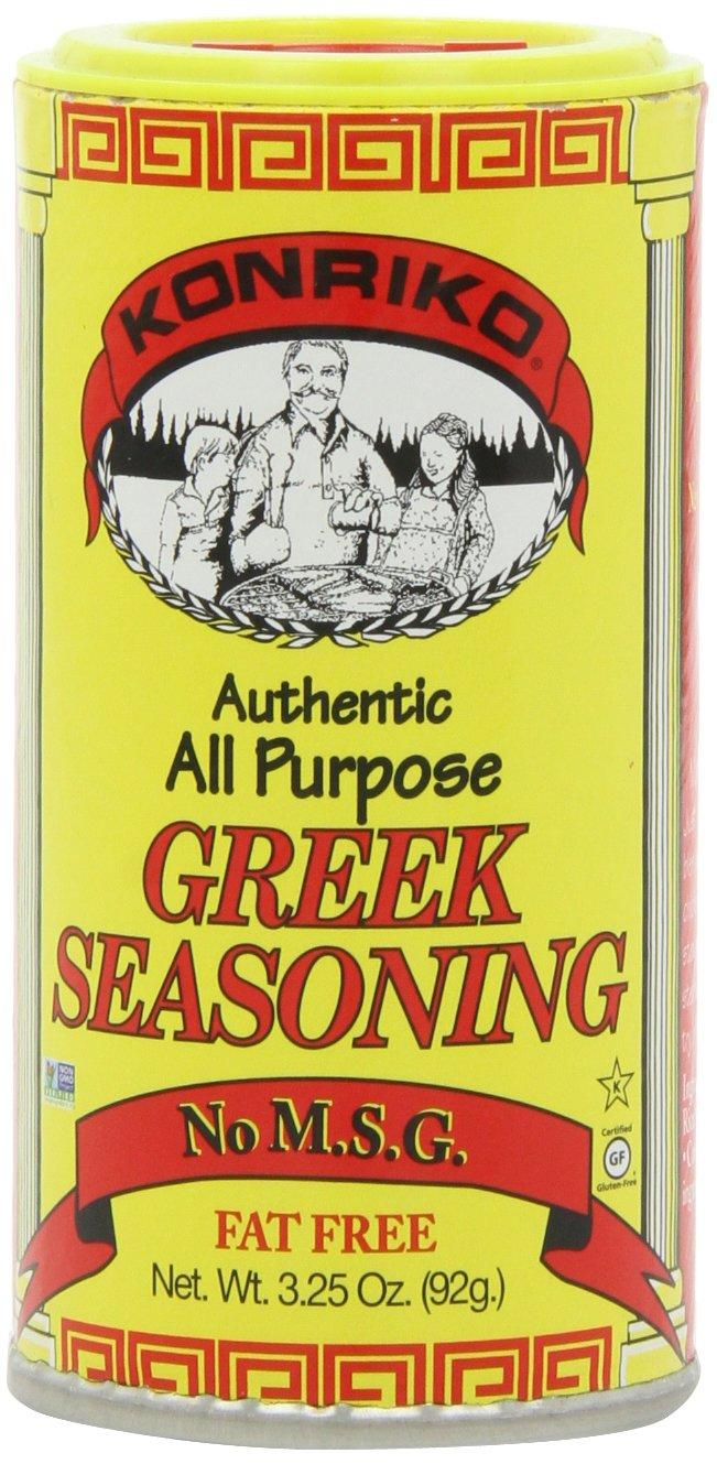 Konriko Greek Seasoning, 2.5-Ounce (Pack of 6) by Konriko (Image #1)
