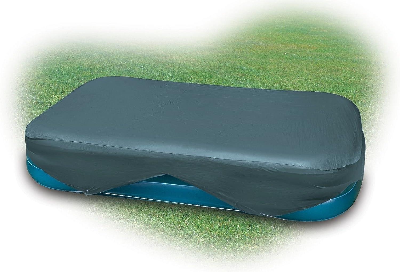 Amazon.com: Cubierta para piscina Intex, rectangular para ...