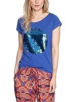 s.Oliver Damen T-Shirt 14.404.32.2702