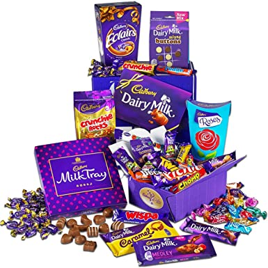 Cadbury sharing hamper by cadbury gifts direct amazon grocery cadbury sharing hamper by cadbury gifts direct negle Image collections