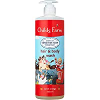 Childs Farm Organic Sweet Orange Hair and Body Wash 500 ml by Childs Farm