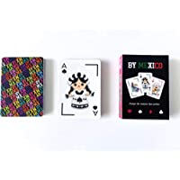 Juego de cartas tipo poker de motivos mexicanos By Mexico