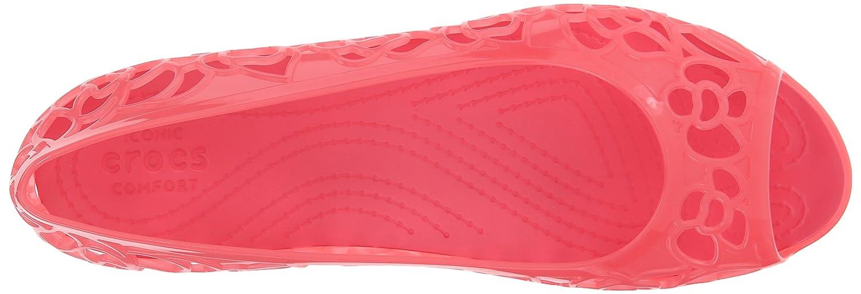 W Et Isabella Ballerines Jelly Chaussures Femme Crocs YwEnFUq7xx