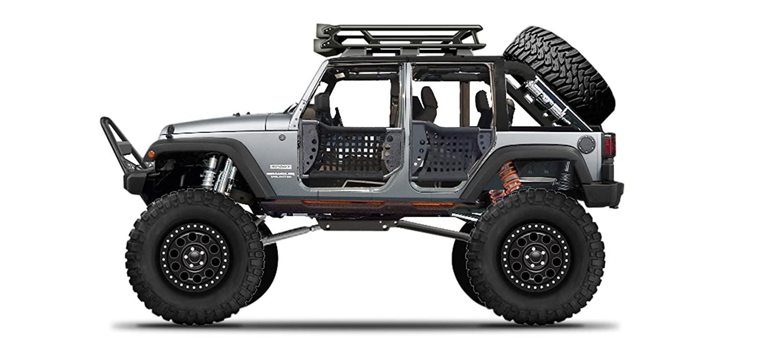 Off Road Jeep Wrangler >> Amazon Com Maisto Design Off Road Kings 2015 Jeep Wrangler