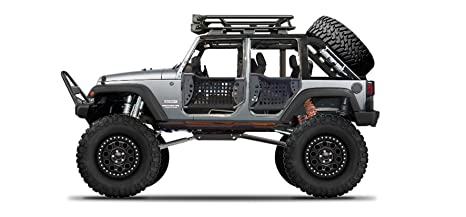 Maisto Design Off Road Kings 2015 Jeep Wrangler Unlimited Variable Color  Diecast Vehicle (1