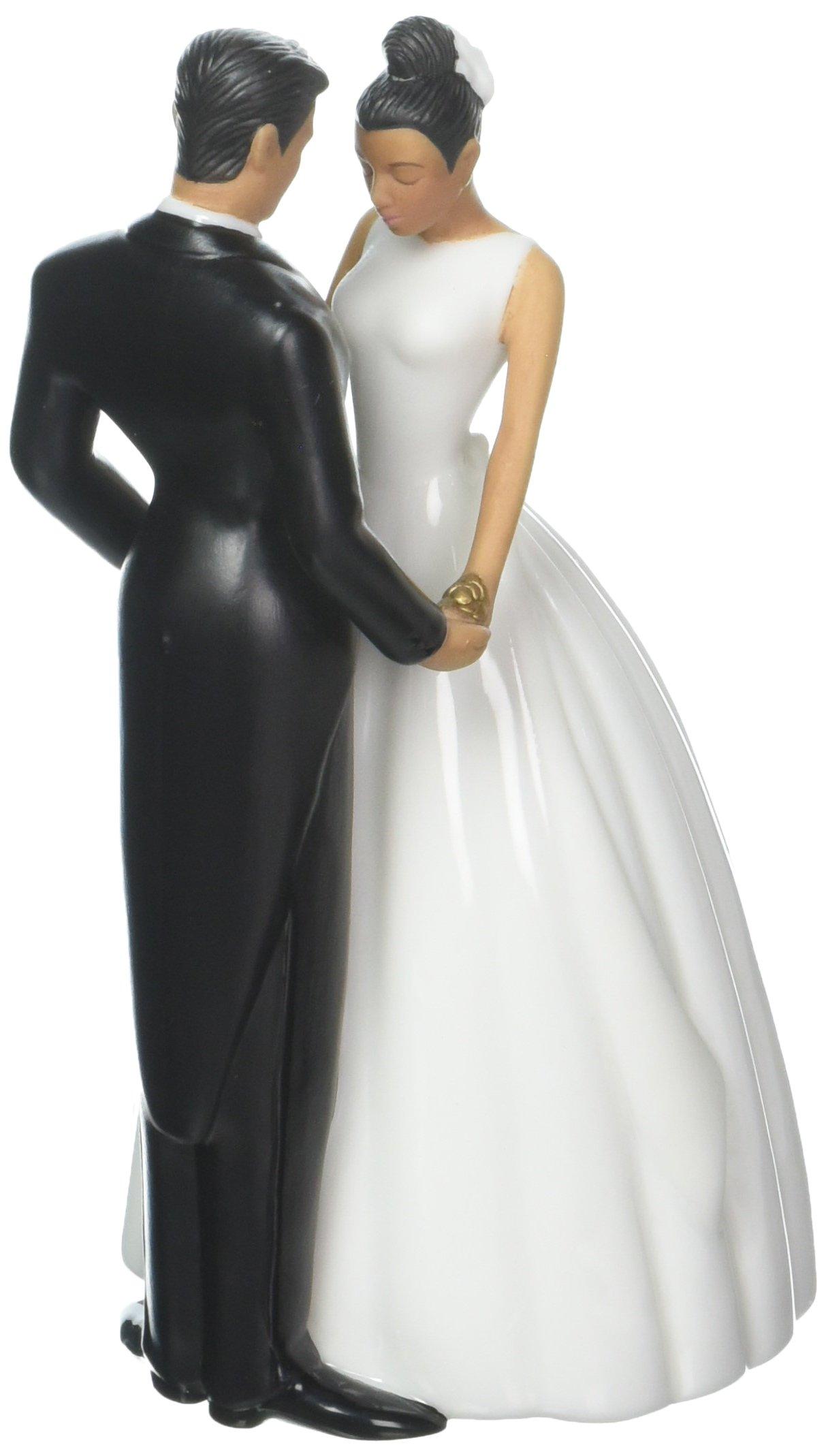 Jamie Lynn Ty Wilson Cake 5-1/2-Inch Tall Topper Figurine, Hispanic Couple