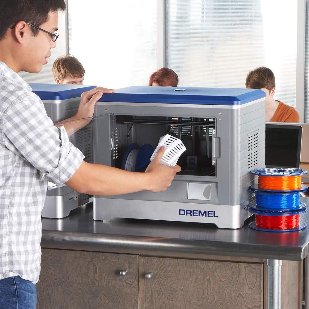 Dremel Digilab 3D20 3D Printer Idea Builder for Brand New Hobbyists and Tinkerers