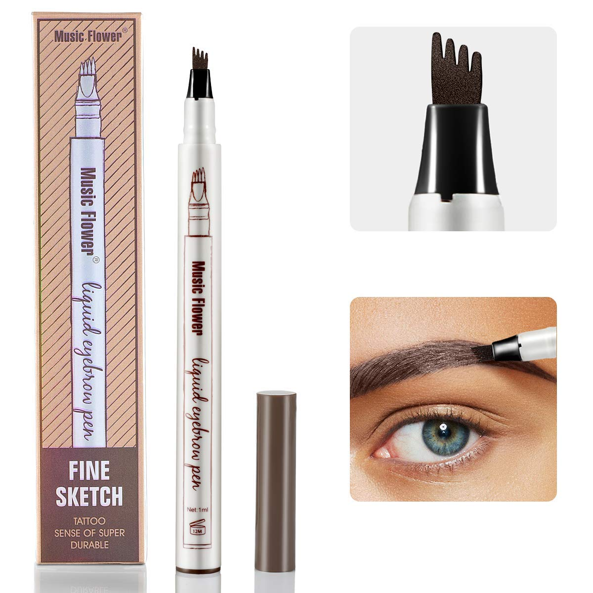 Eyebrow Marker: manufacturers, benefits and reviews