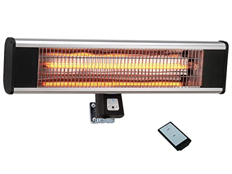 Traedgard® Estufa eléctrica infrarrojo por la terraza ...
