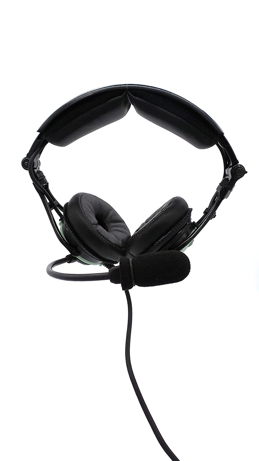 Amazon.com: David Clark DC PRO-X Hybrid Electronic Noise-Cancelling  Aviation Headset: GPS & Navigation
