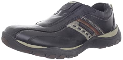 Relajada Artefacto De Espuma En Forma De Memoria Skechers Hombres Excavar Slip-on Del Zapato 0VjODWdx8