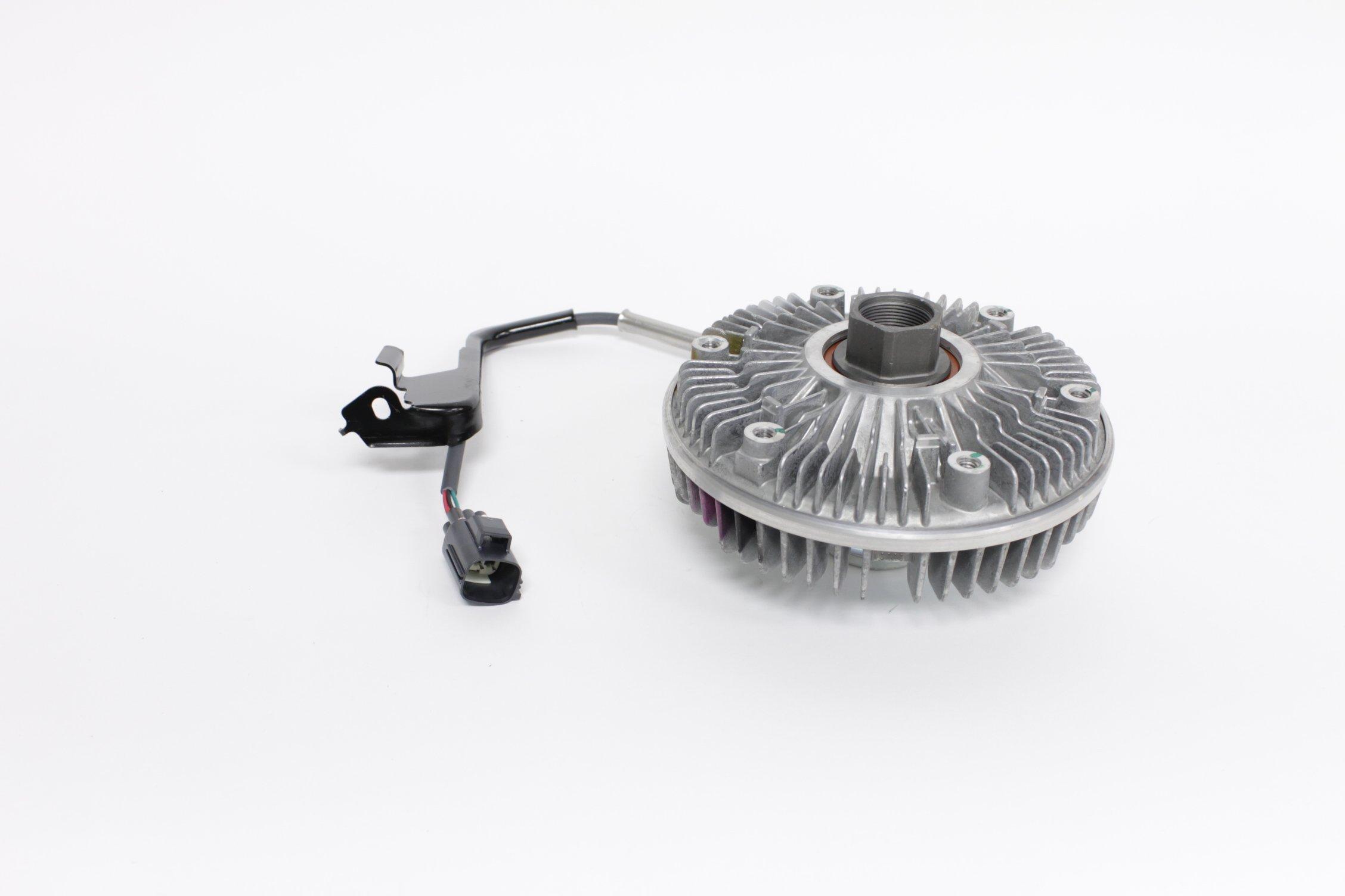 Mopar 55056990ac Cooling Fan Clutch Automotive Electric Shroud Also 2002 Dodge Ram 1500 4 7 Engine Diagram